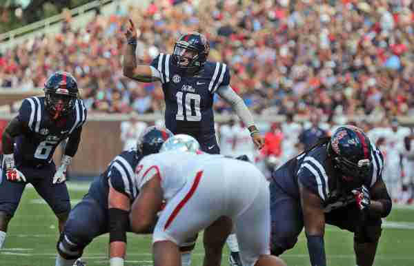 Kelly and the Ole Miss offense ready to test the Tide