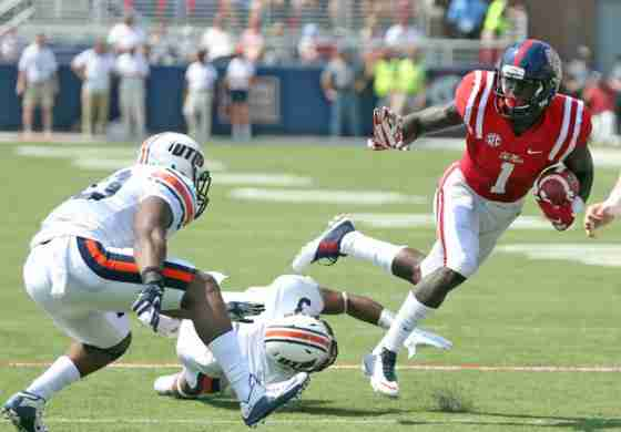 Treadwell is happy to be back and is being patient with the process