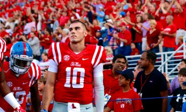 Chad Kelly excited about Egg Bowl matchup, not worried about cowbells