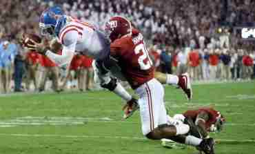Chad Kelly poised and confident in Ole Miss road victory over Alabama