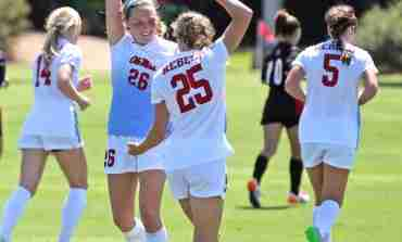 Ole Miss defeats Louisville 2-1 to end seven-game home stand
