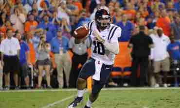 QB Kelly is determined his Ole Miss offense will improve