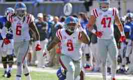 Breeland Speaks looks forward to helping lead Rebels' defensive resurgence