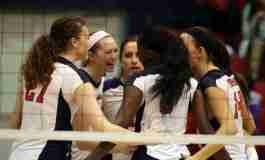 Ole Miss Volleyball sets record in win over LSU