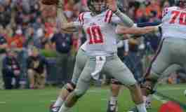 Ole Miss QB Kelly felt teammates' pain from last season's shutout by Arkansas