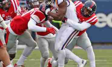 Ole Miss contains Fournette, beats LSU 38-17 to take Magnolia Bowl Trophy