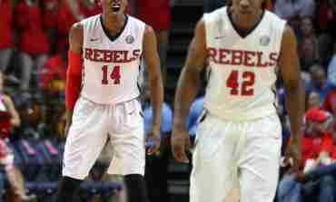 Ole Miss' Stefan Moody doesn't mind sharing the wealth on offense