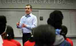 Matt Insell names Drew Landers Coordinator of Basketball Operations