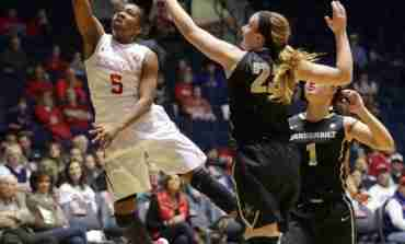 Ole Miss Guard Erika Sisk ends time in Tad Pad on a high note