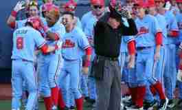 No. 21 Rebels defeat No. 2 Louisville 4-2 to clinch series