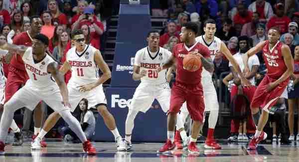 Rebels look to rebound in road game against Auburn