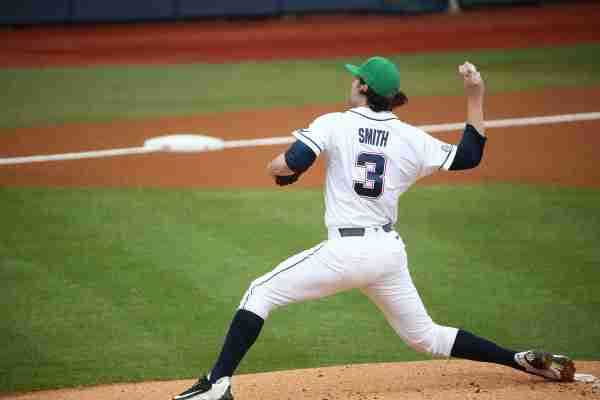 Chad Smith and Ole Miss pitchers are ready for SEC opener at Tennessee