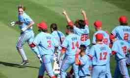 No. 14 Ole Miss rallies to defeat Auburn 6-5 for the sweep