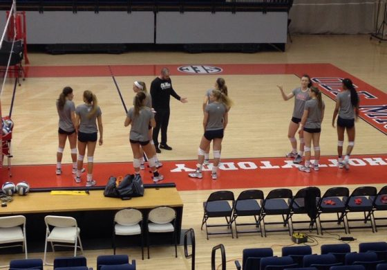 Ole Miss volleyball concludes spring competition