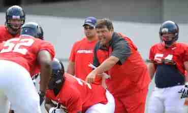 Matt Luke set to hold first press conference since taking the reins of Ole Miss football