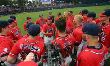 Top seed Ole Miss falls to fourth seed Utah 6-5 in NCAA Regional opener