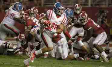 Ole Miss releases statement on eligibility of Junior RB Jordan Wilkins