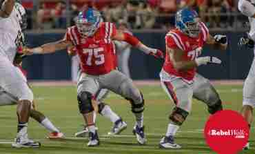 Ole Miss center Robert Conyers' experience, leadership a huge plus for Rebels' offensive line