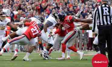 Ole Miss' Tony Conner and Marquis Haynes on Bronko Nagurski Trophy Watch List