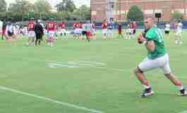 Notes from Ole Miss football practice: Monday, August 8