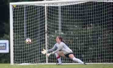 Rebels' goalkeeper Marnie Merritt named SEC Defensive Player of the Week