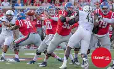 Sean Rawlings and Ole Miss O-Line ready to prove doubters wrong