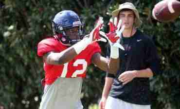 Ole Miss WR Van Jefferson grateful for his father's help on and off the field