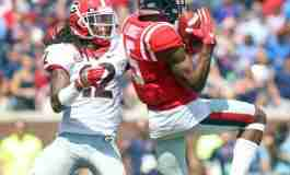 Wide receiver DaMarkus Lodge excited about senior season and continuing 'N.W.O.' legacy at Ole Miss