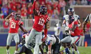 Three Rebels named to Coaches' All-SEC Team