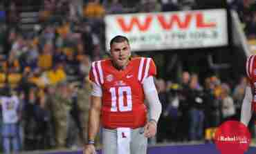 Chad Kelly stresses execution, playing for full 60 minutes as Rebels prepare for No. 15 Auburn