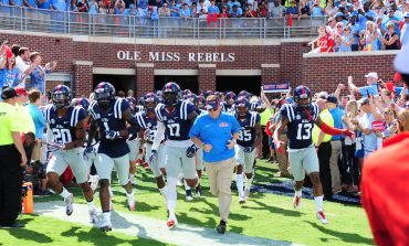 Hugh Freeze glad Rebels facing No. 15 Auburn at Vaught-Hemingway