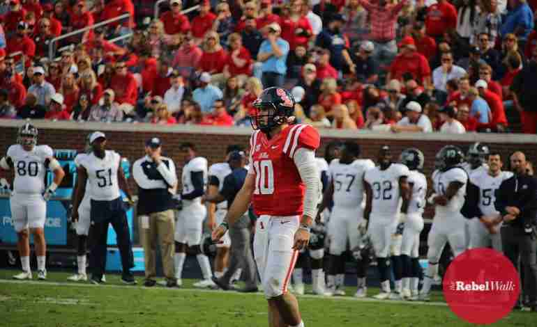 Postgame Points: Ole Miss 37, Georgia Southern 27