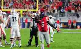 Ole Miss senior DE Fadol Brown wants to go out with Egg Bowl win on Senior Day