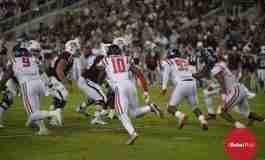 Hugh Freeze wants Ole Miss to tighten run gaps against Vanderbilt