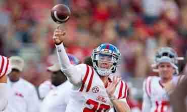 Shea Patterson set to take the reins tonight for the Rebels vs. No. 8 Aggies