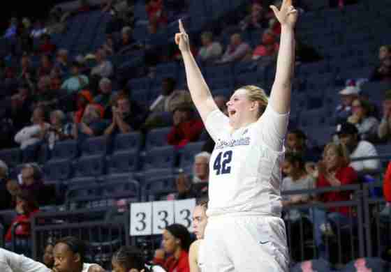Ole Miss forward Shelby Gibson named SEC Freshman of the Week