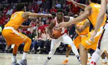Ole Miss' Terence Davis named SEC Player of the Week