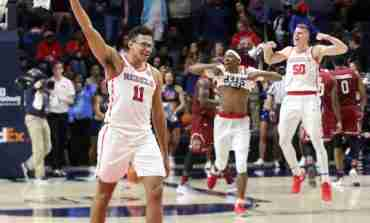 Ole Miss defeats South Carolina, 75-70, on Senior Day