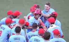 No. 14 Ole Miss uses late rally to defeat No. 15 Vanderbilt and win series