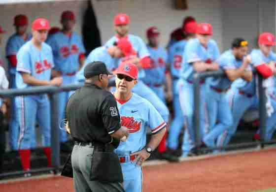 No. 11 Ole Miss loses game three and drops series to No. 19 Kentucky