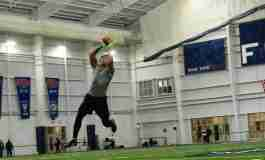 Evan Engram turns in strong performance at Ole Miss Pro Day