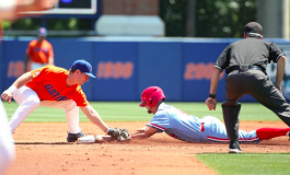 Rebels drop road series to Gators