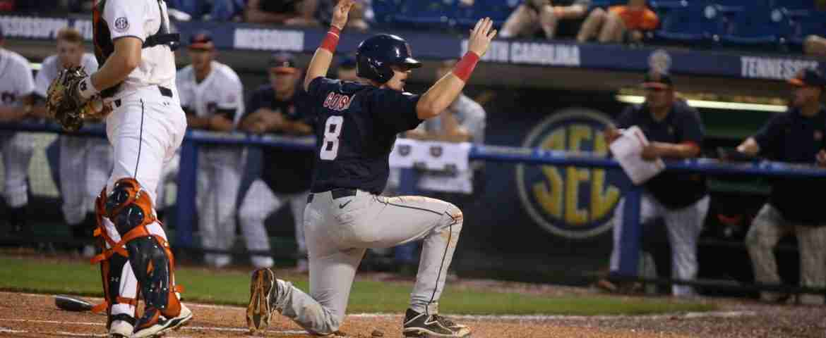 Rebels drop close game to No. 20 Auburn in SEC tourney, now await postseason fate