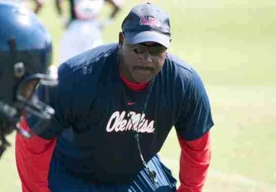 "Ole Miss defense in good hands with ""Crime Dawg"" McGriff"