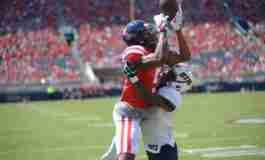 Now an experienced senior, DaMarkus Lodge treasures his time at Ole Miss
