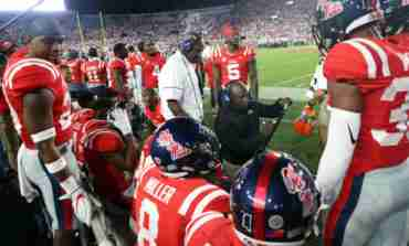 Wesley McGriff prepares for Rebels' biggest test this season against No. 1 Alabama