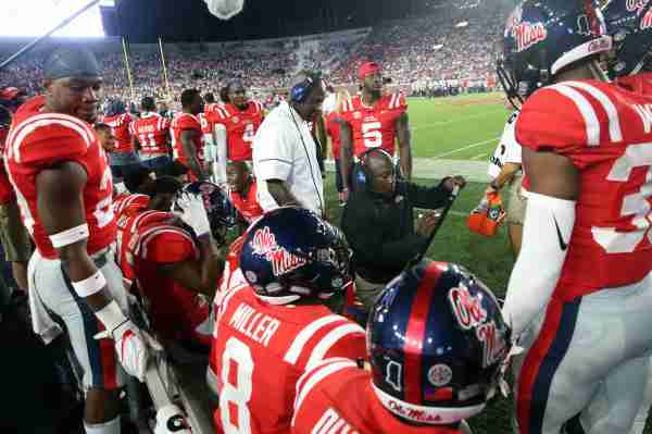 Ole Miss defense focused on decreasing yards after contact