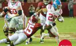 With selection of Ole Miss' Jordan Wilkins, Colts draft athletic running back with agility, speed