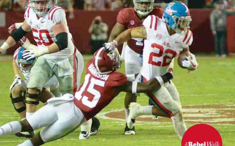 Postgame Points : Alabama vs. Ole Miss