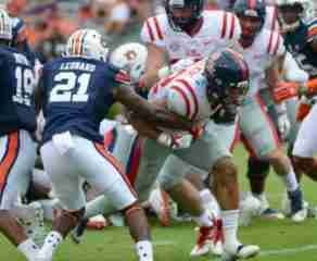 Coach Luke and Rebels look to carry momentum into game with Vandy